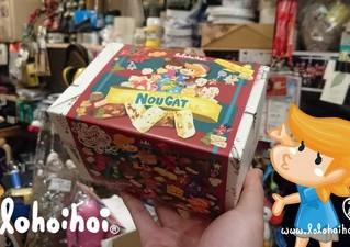 lolohoihoi 聖誕節及新年糖果禮盒