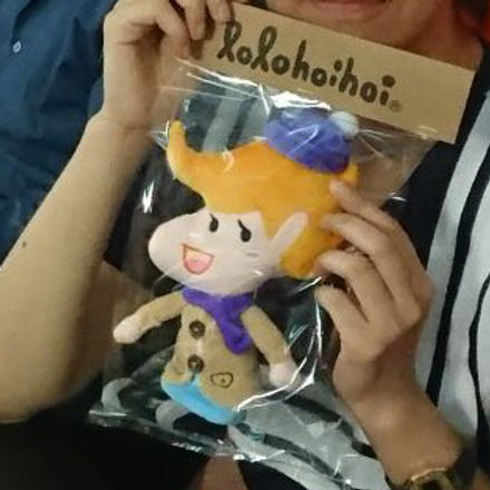 lolo  furry doll