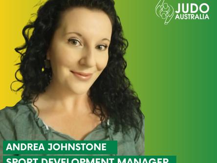 Andrea Johnstone announced as new Sport Development Manager