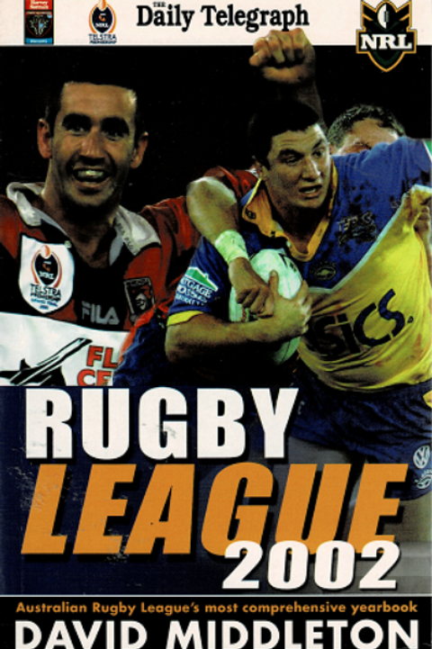 RUGBY LEAGUE 2002 by David Middleton