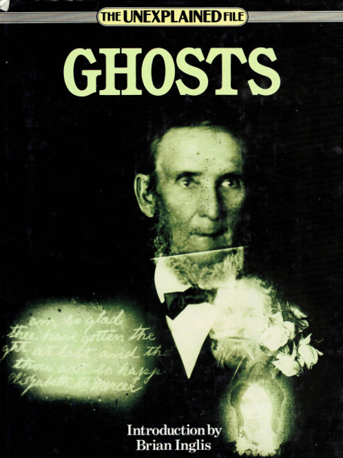 GHOSTS Introduction by Brian Inglis