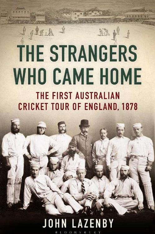The Strangers Who Came Home by John Lazenby