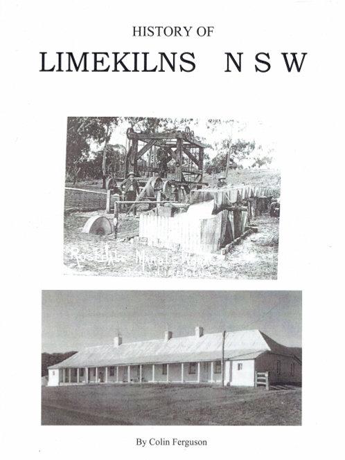 HISTORY OF LIMEKILNS NSW by Colin Ferguson