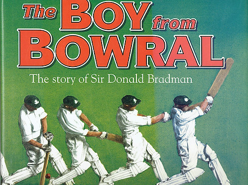 THE BOY FROM BOWRAL by Robert Ingpen