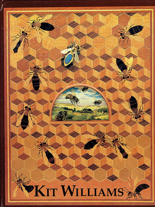 THE BEE BOOK by Kit Williams