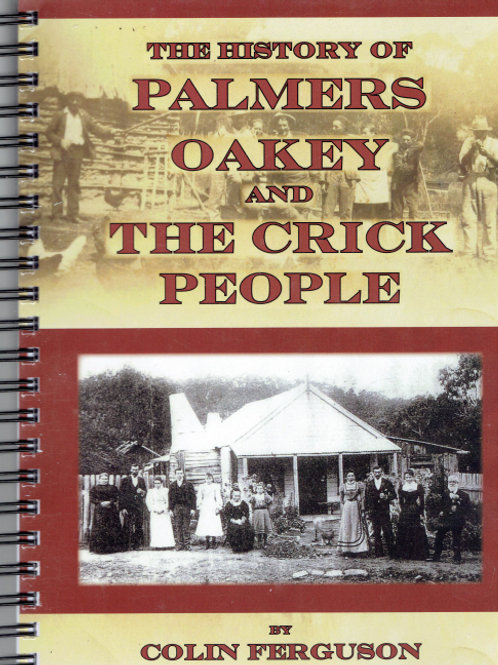 THE HISTORY OF PALMERS OAKEY by Colin Ferguson