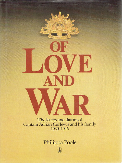 OF LOVE AND WAR by Philippa Poole