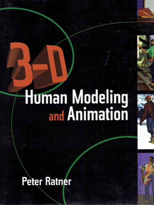 3-D HUMAN MODELING & ANIMATION by Peter Ratner