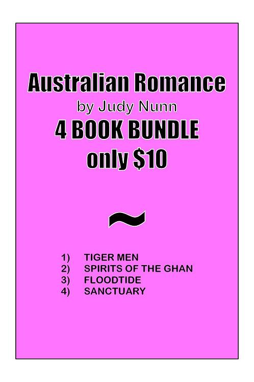 AUSTRALIAN ROMANCE:  Author - Judy Nunn