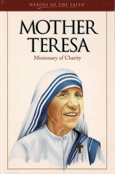 MOTHER TERESA by Sam Wellman
