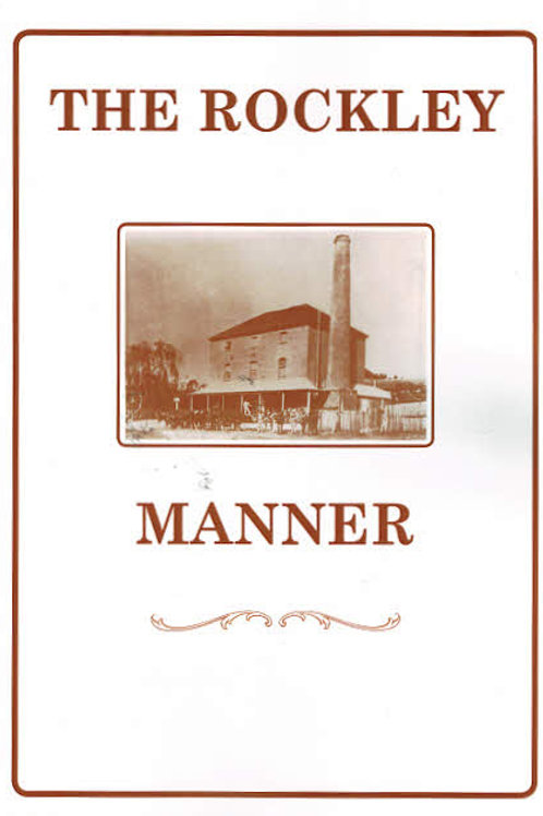 THE ROCKLEY MANNER by A.M. Roberson