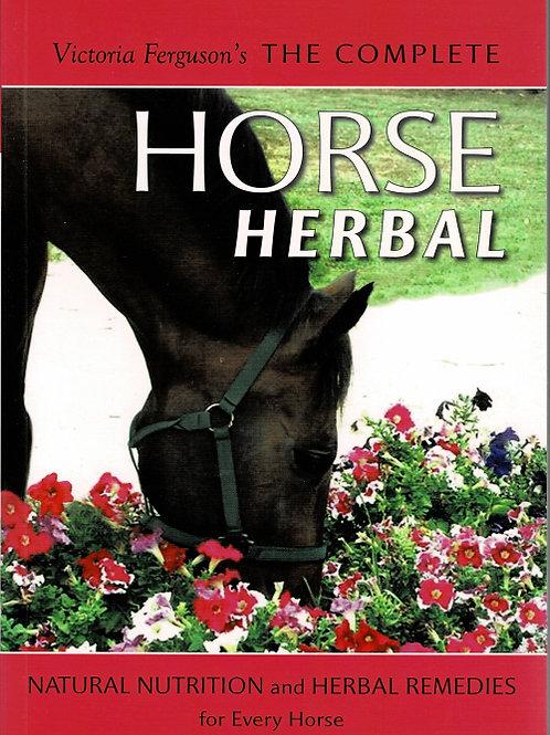 HORSE HERBAL by Victoria Ferguson