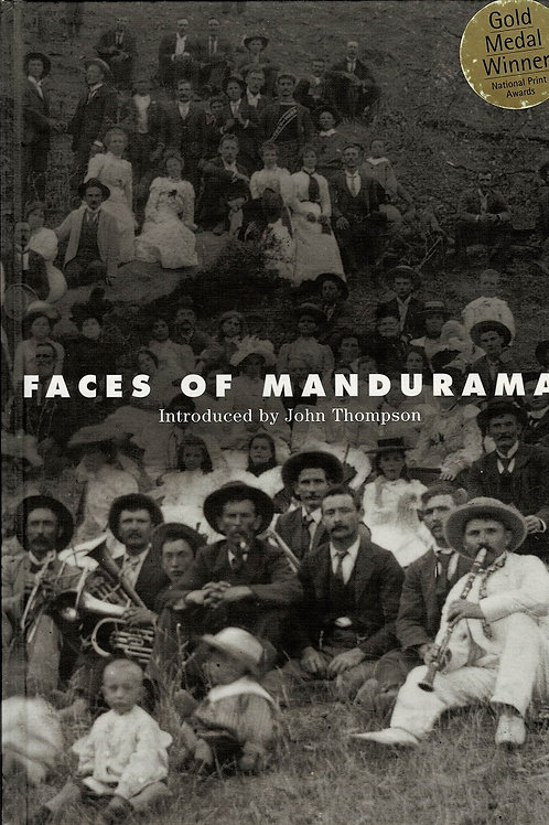 FACES OF MANDURAMA Introduced by John Thompson