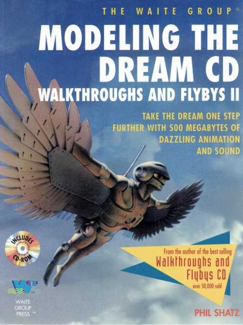 MODELING THE DREAM CD