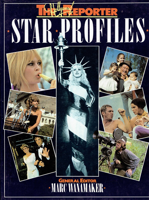 HOLLYWOOD REPORTER, THE: STAR PROFILES by Marc Wanamaker
