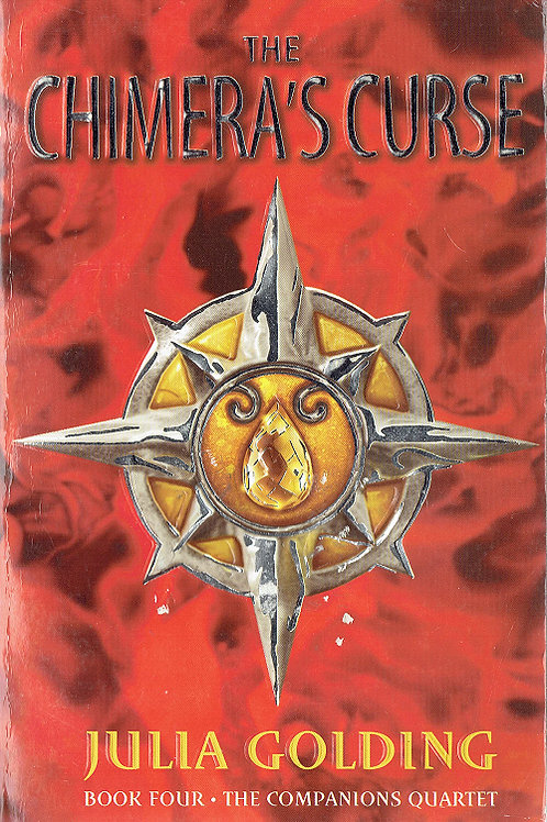 CHIMER'S CURSE by Julia Golding
