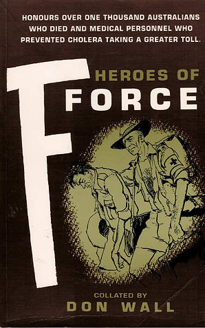 HEROES OF F FORCE  by Don Wall