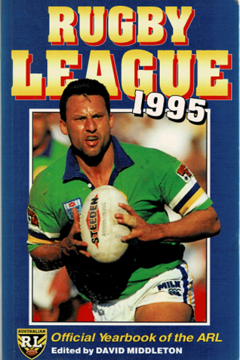 Rugby League 1995  by David Middleton