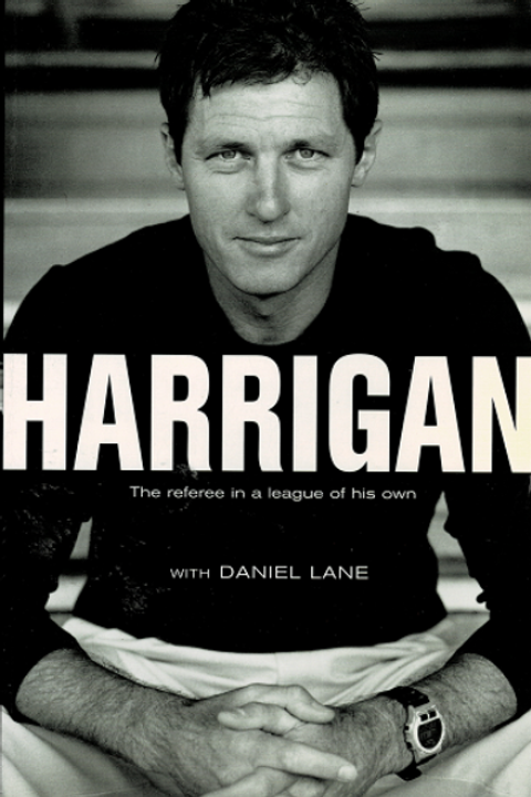 HARRIGAN by Bill Harrigan with Daniel Lane