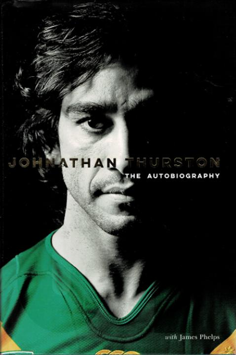 JONATHON THURSTON by Jonathon Thurston with James Phelps