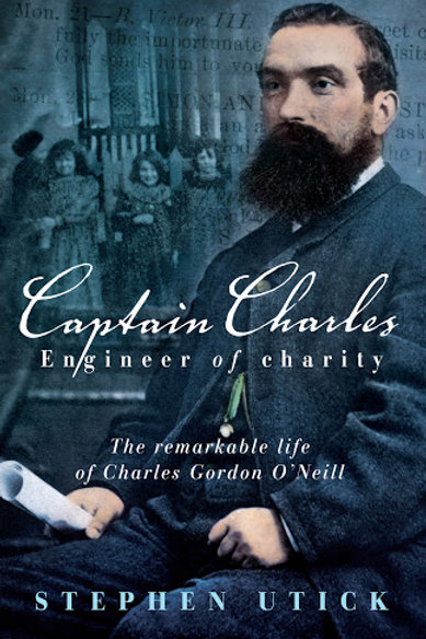 Captain Charles, Engineer of Charity by Stephen Utick