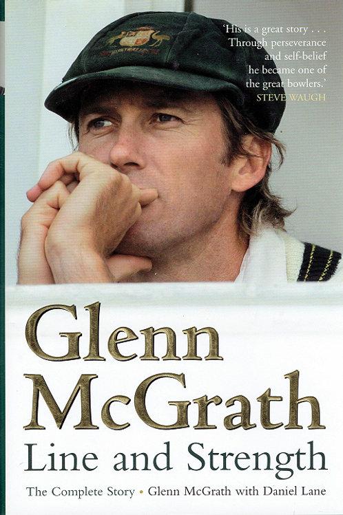 GLENN McGRATH by Glenn McGrath & Daniel Lane