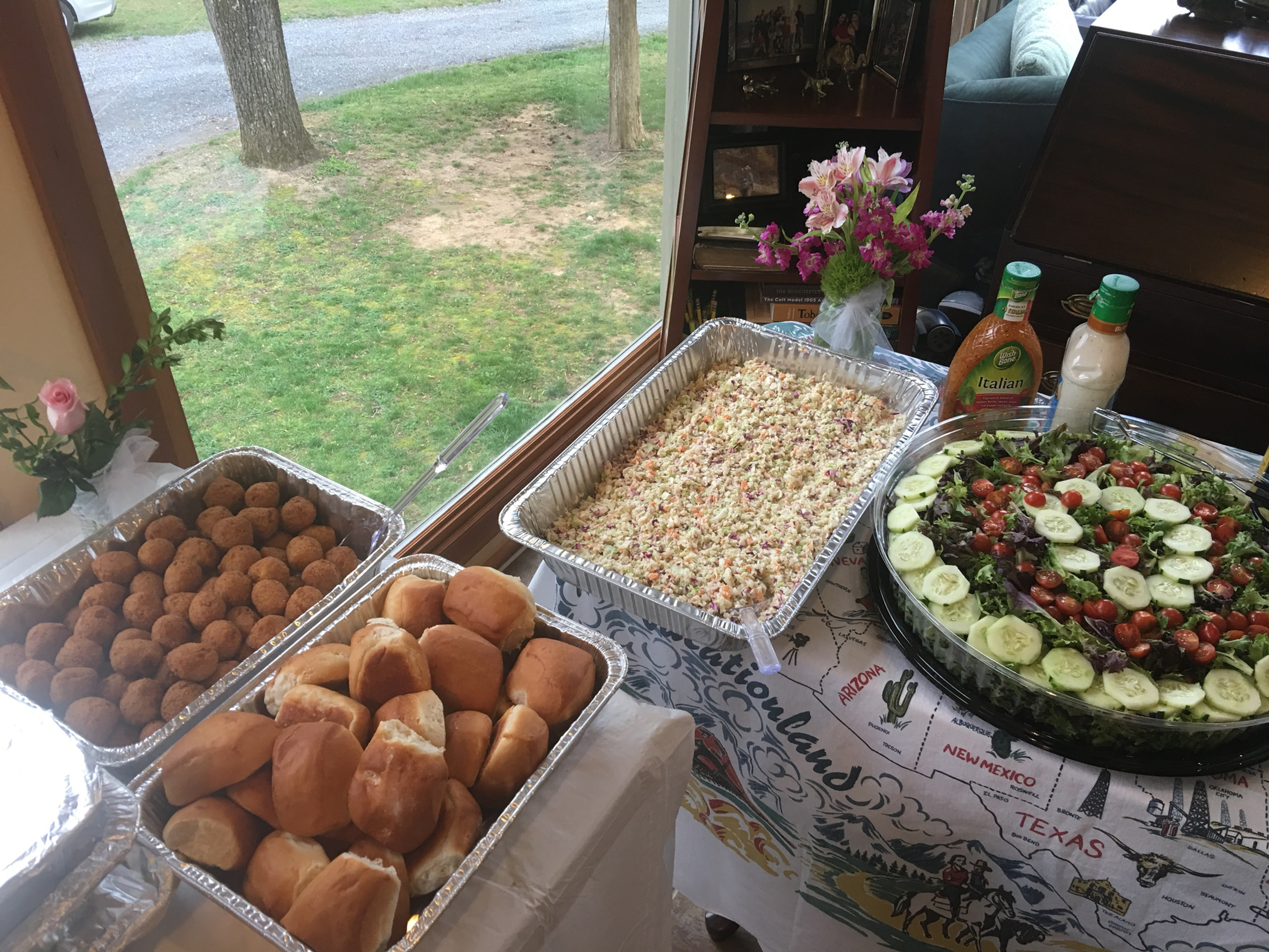 Catering Request