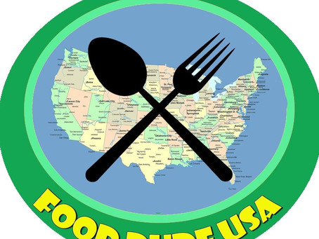 Food Dude USA visits Po Green's!