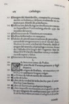 Página facsímile del Índice de Valdés, Martínez de Bujanda, Jesús, Index de l'Inquisition espagnole, 1551, 1554, 1559, (Sherbrooke, Canadá : Centre d'Études de la Renaissance, Université de Sherbrooke, 1984).