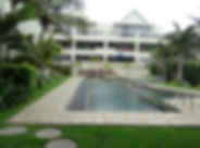 Apartment facing the public beach for rent in Cape Bay Bain Boeuf Mauritius, Appartement sécurisé face à la plage publique à louer à Cape Bay Bain Bœuf Ile Maurice