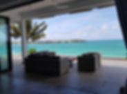 Beachfront Penthouse to rent in Grand Baie Mauritius - Penthouse Pieds dans l'eau à louer à Grand Baie Ile Maurice