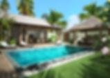 Complex of 16 villas RES for sale in Cap Malheureux Mauritius - Complexe de 16 villas RES à vendre à Cap Malheureux Ile Maurice
