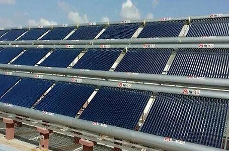 PCM太陽熱温風器(筑能科技)