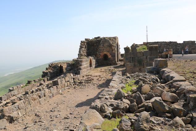 המבצר בכוכב הירדן