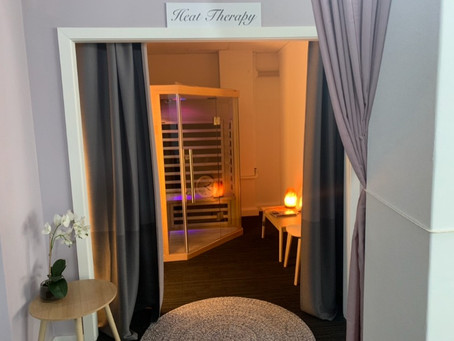 It's Getting Hot in here! Everything you need to know about Infrared Saunas.