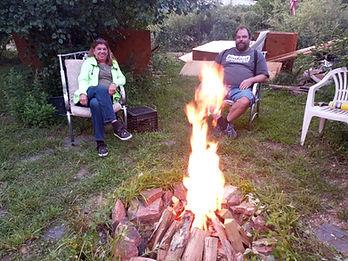 Fire Pit with Grandma.jpg