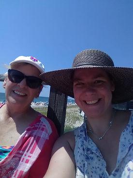 Danielle and Mom at Fire Island NY.jpg