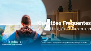 Questões Frequentes   Acreditação Erasmus+