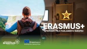 Eurodeputados aprovam Erasmus+ 2021-2027