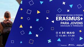 Apresentação do Programa Erasmus+ aos Jovens