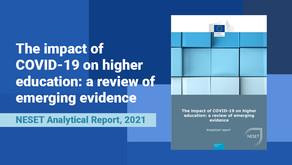 Estudo Impacto da COVID-19 no Ensino Superior