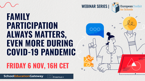 Family participation always matters – even more during the COVID-19