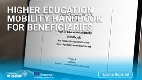 Manual da Mobilidade para o Ensino Superior