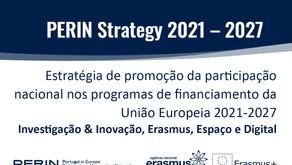 Discussão Pública | PERIN Strategy 2021-2027