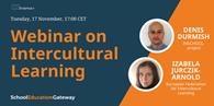New webinar on intercultural learning | Tuesday 17 November