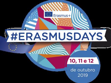Os #Erasmusdays estão a chegar