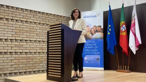 Lançamento do Roteiro Erasmus+
