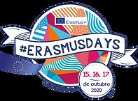 ERASMUSDAYS_LOGO_2020  - Branco (1).png