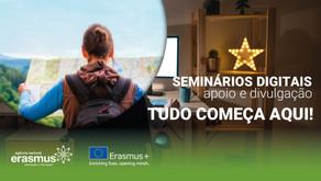 Seminários Erasmus+ 2021 | KA1 e KA2