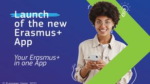 Nova Aplicação Erasmus+